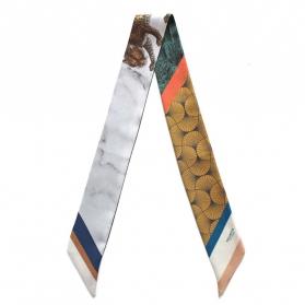 Silk Headband - The Crossing