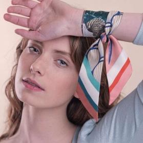 Silk Headband - The Dancefloor