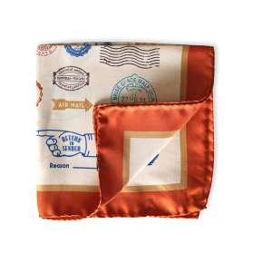 Pocket Square - The Letter