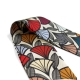 Foulard Bandeau Soie - This is my Blue Jay