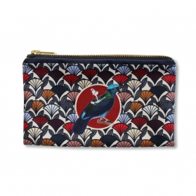 Pouch Bag - This is my Blue Jay