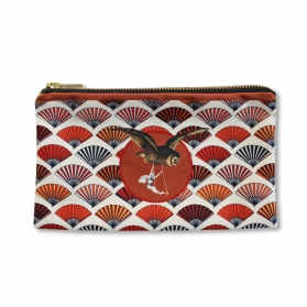Pouch Bag - This is my Owl