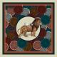 Foulard en Soie - This is my Lion 100x100cm