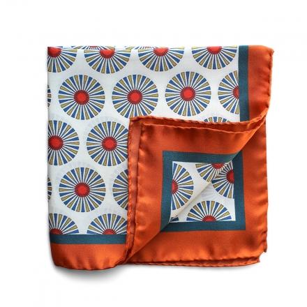 Pocket Square silk Mille Feux