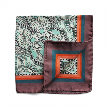 Pocket Square - Hashbury