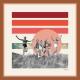 Silk Scarf - Dune 100x100cm