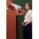Foulard en Soie - Jungle 100x100 cm
