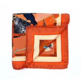 Pocket Square - Cacatoès