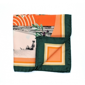 Pocket Square - Canicule