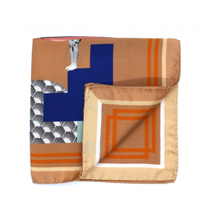 Pocket Square - Plongeoir