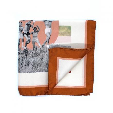 Pocket Square - Dune