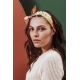 Silk Headband - Arcades