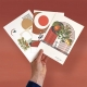 Illustrations - FEMMES - set of 3 A5 cards