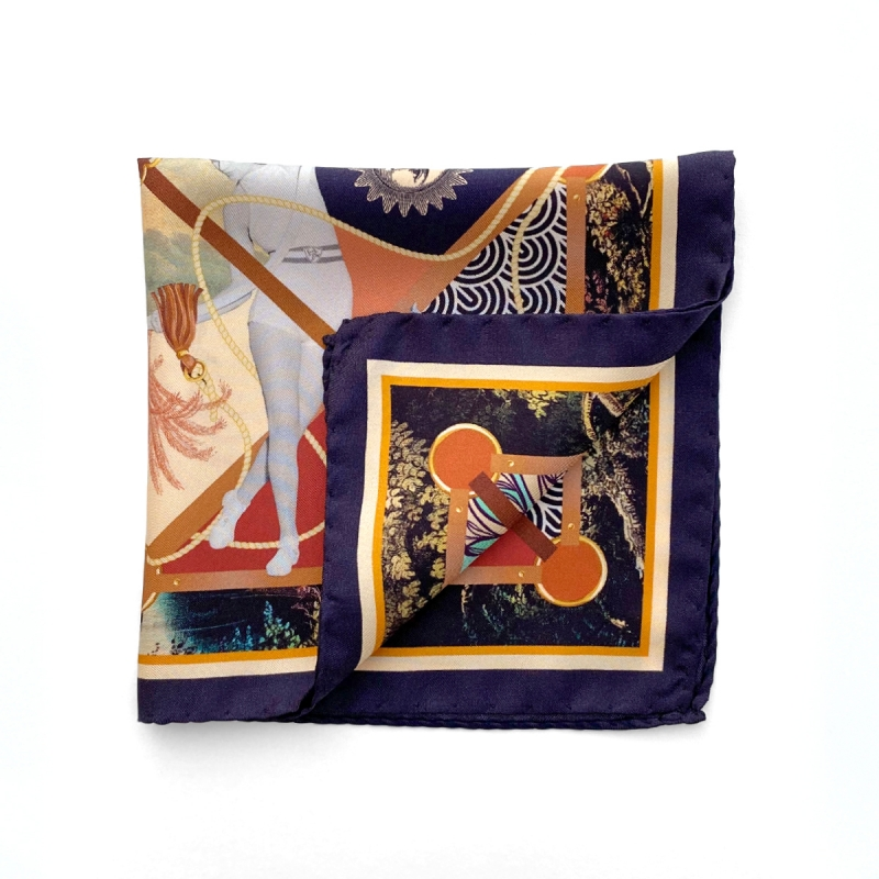 Pocket Square - Danse Au Soleil