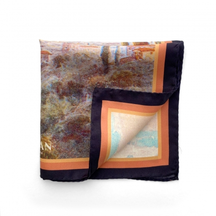 Pocket Square - Toscane