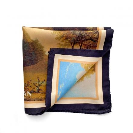 Pocket Square - Licorne