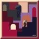 Silk Scarf - Les Danseurs 50x50 cm