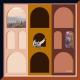 Silk Scarf - La Liseuse 100x100cm