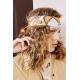 Silk Headband - Les Monarques