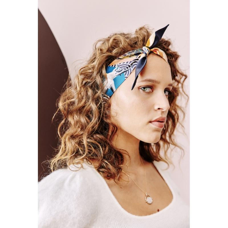 Silk Headband - Danse Du Soleil