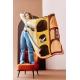 Cotton Veil Scarf - La Liseuse 70x70cm