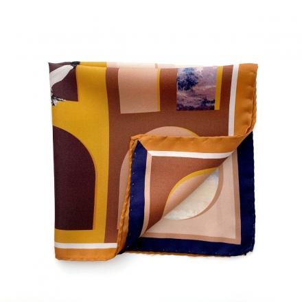 Pocket Square - La Liseuse