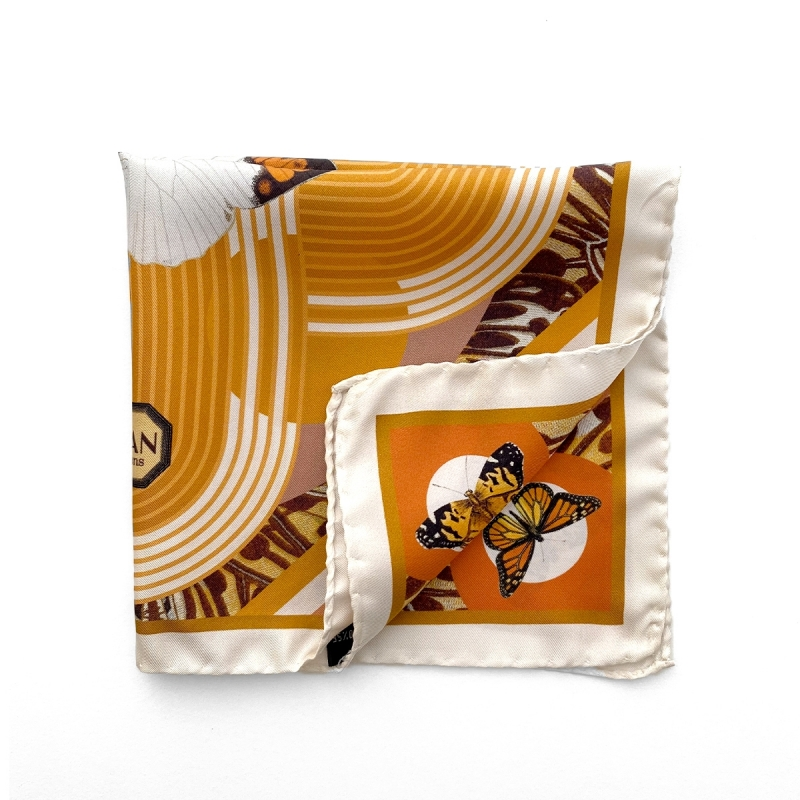 Pocket Square - Les Monarques