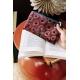 Pouch Bag - Le Paon Rouge - 12x20cm