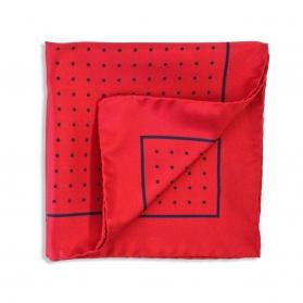 Pocket Square Ladybird