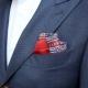 Pochette Coeur Rouge
