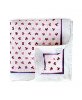 Pochette Bleu, blanc, rouge