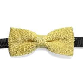 Bow Tie Jaune Wayne