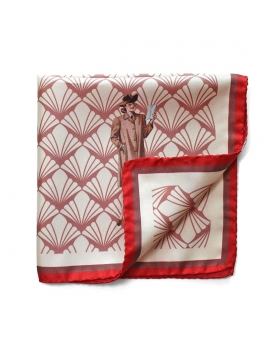 Pochette de Costume Lady in Red