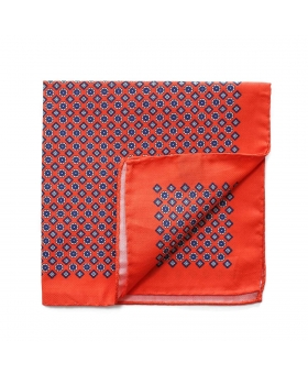 Pochette de Costume L'Aristocrate - Orange