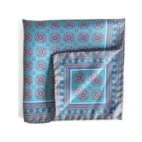 Pochette de Costume Laholi - Turquoise