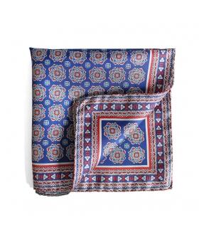 Pocket Square Laholi - Blue