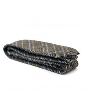 Cravate laine tartan
