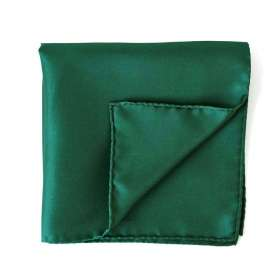 Pochette de Costume Diamant Vert