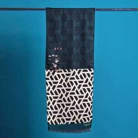 Echarpe en laine 33x160cm - L'Équilibriste