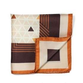 Pochette de Costume Triangles