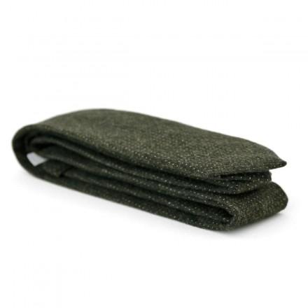 Cravate Coton kaki