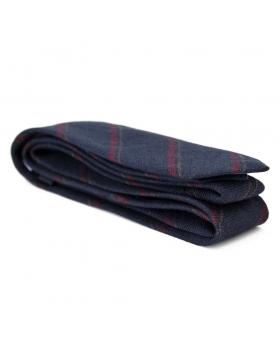 Club tie 100% linen