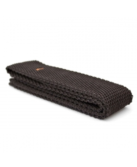 Knitted Tie Charles Brownson