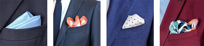 4 styles de pochettes
