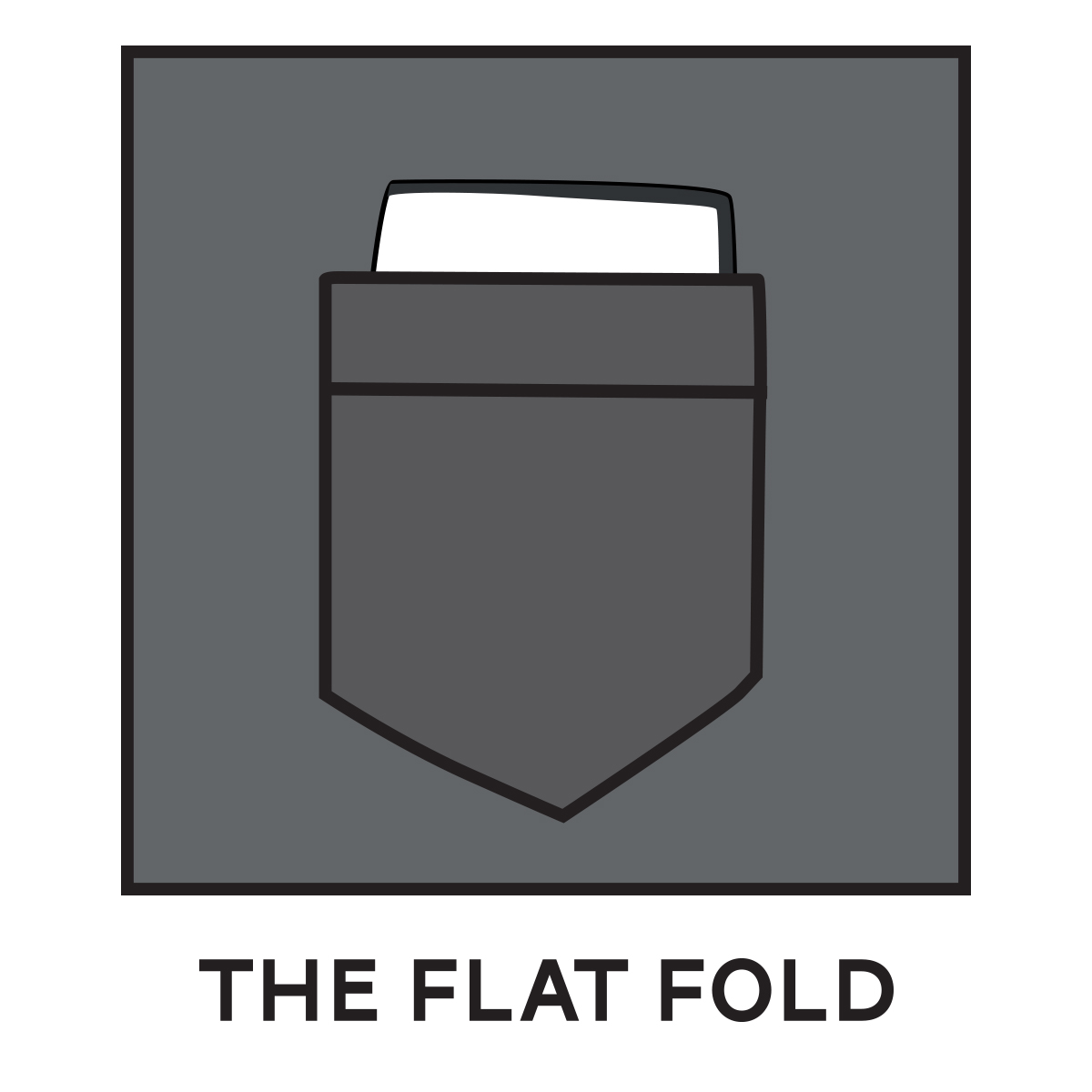 How To Fold A Pocket Square Pochette Bow Tie Tying Diagram Flat