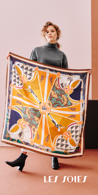 foulard soie antan créations