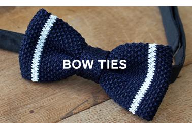 bow ties pochette square