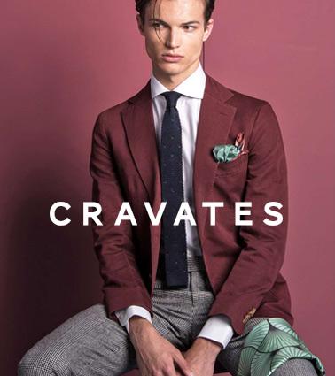 cravates en tricot