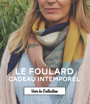 foulards en laine