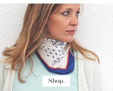 foulards gavroche
